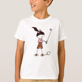 Girl Golfer T-Shirt