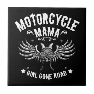 Girl Gone Road Tile