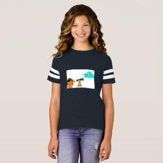 girl has right T-Shirt