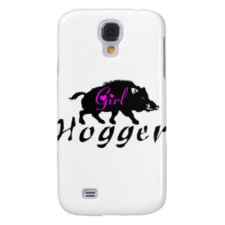 GIRL HOG HUNTER