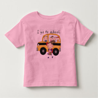 Girl I Go To  School T-shirts and Gifts