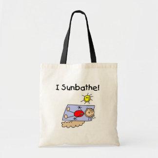 Girl I Sunbathe Bag