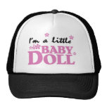 Girl I'm a Baby Doll Mesh Hats
