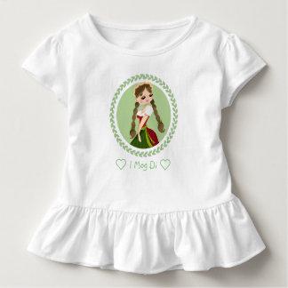 Girl in Dirndl Toddler T-shirt