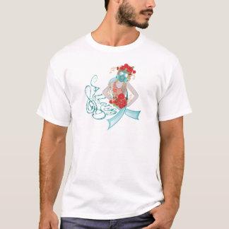 Girl in Gasmask Allergy2 T-Shirt
