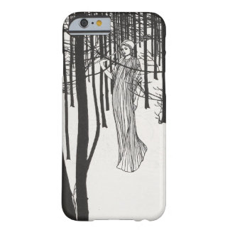 Girl in Woods Fairy Tale Phone Case