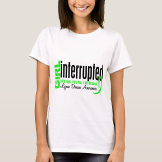 Girl Interrupted 1 Lyme Disease T-Shirt