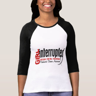 Girl Interrupted 1 Parkinsons Disease Tshirt