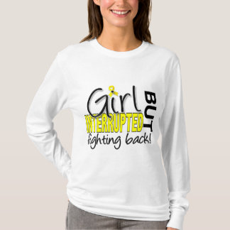 Girl Interrupted 2 Endometriosis T-Shirt