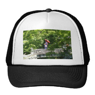 Girl Japan Trucker Hat