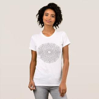 Girl Mandala T-shirt