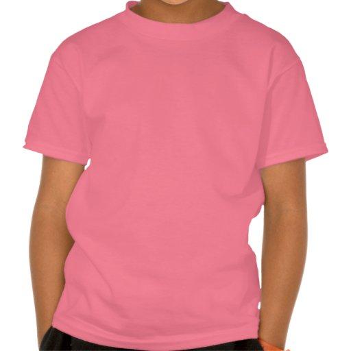 Girl Monkey Graduate T Shirt