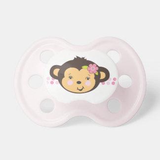Girl Monkey | Pacifier