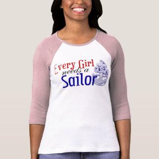 Girl needs a Salior Shirts