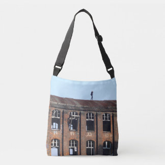 Girl on the Roof 01.0.2, Lost Places Crossbody Bag