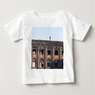 Girl on the Roof 02.2, lost places Baby T-Shirt