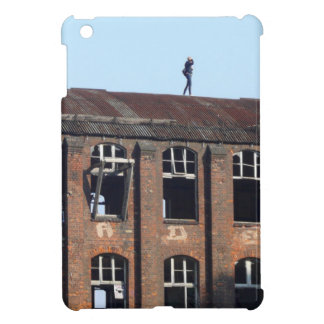 Girl on the Roof 02.2, lost places iPad Mini Case