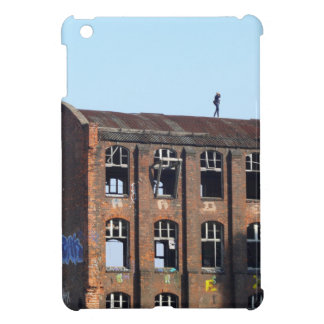 Girl on the Roof - Lost Places iPad Mini Cover