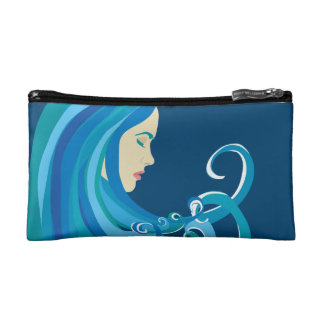 Girl on The Wave Small Bag
