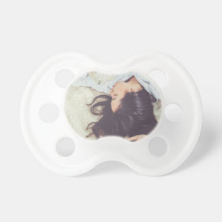girl pacifier