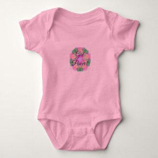 Girl Power! Baby Bodysuit
