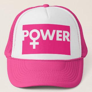 Girl Power Baseball Cap Feminist