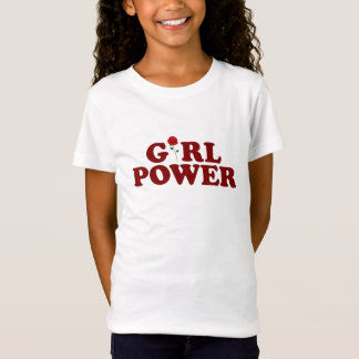 Girl Power Bella+Canvas Fitted T-Shirt