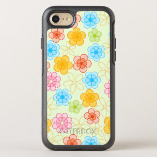 Girl Power Flower Power OtterBox Symmetry iPhone 8/7 Case