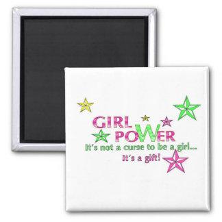 girl power magnet