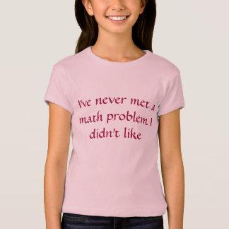 Girl Power - Math T-Shirt