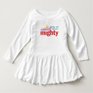 Girl Power - Small But Mighty dress