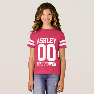 Girl Power Sports T-Shirt