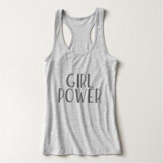 Girl Power Tank Top