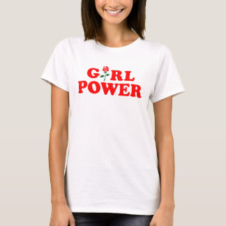 Girl Power Women's Basic T-Shirt