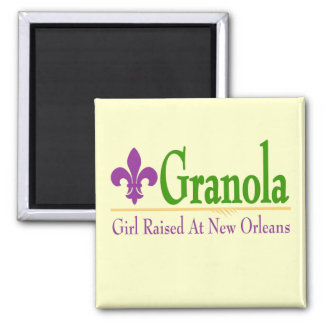Girl Raised At New Orleans Square Magnet