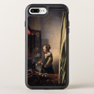 Girl Reading Letter at Open Window Vermeer OtterBox Symmetry iPhone 7 Plus Case