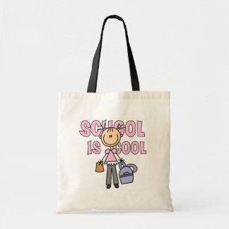 Girl School is Cool Tote Bag
