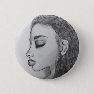 tumblr girl buttons pins zazzle ca