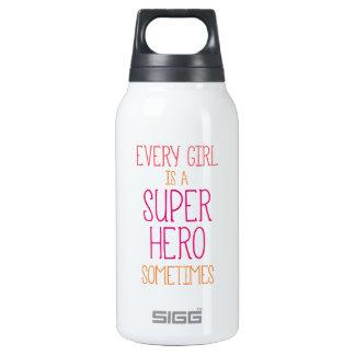 Girl Super Heron Quote