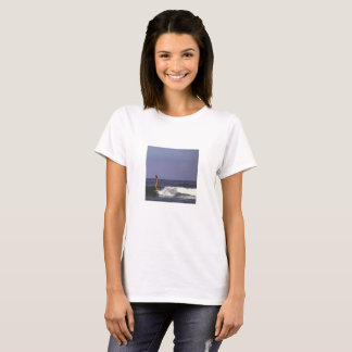 Girl Surfing T-Shirt
