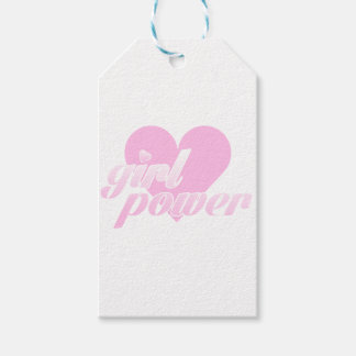 girl to power gift tags