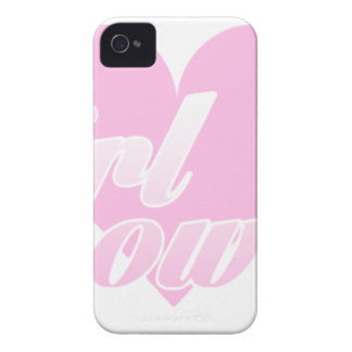 girl to power iPhone 4 cases