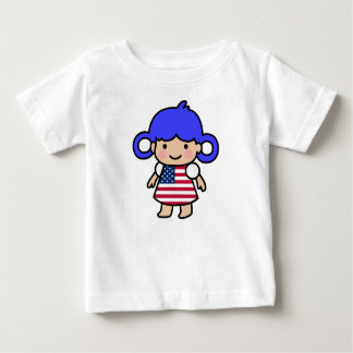 Girl US Flag Dress