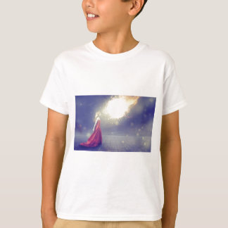 Girl vs. a Meteor T-Shirt