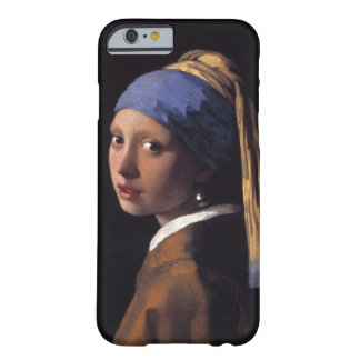 Girl with a Pearl Earring Barely There iPhone 6 Case