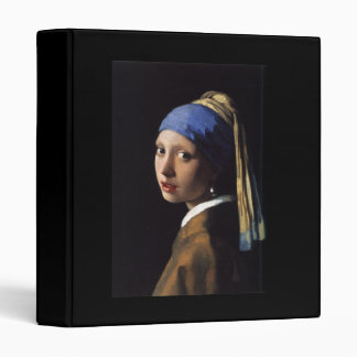 Girl with a Pearl Earring - Binder