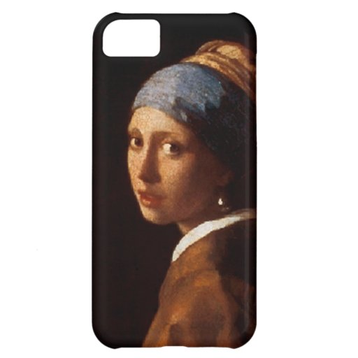 Girl with a Pearl Earring by Johannes Vermeer Case For iPhone 5C