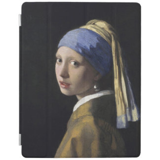 Girl with a Pearl Earring by Johannes Vermeer iPad Cover