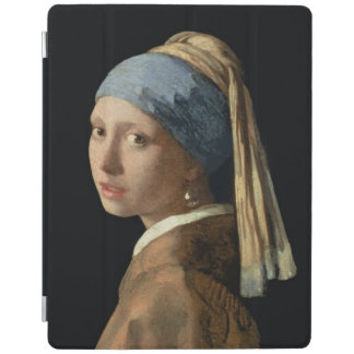 Girl with a Pearl Earring, c.1665-6 (oil on canvas iPad Cover