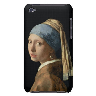 Girl with a Pearl Earring, c.1665-6 (oil on canvas iPod Case-Mate Case